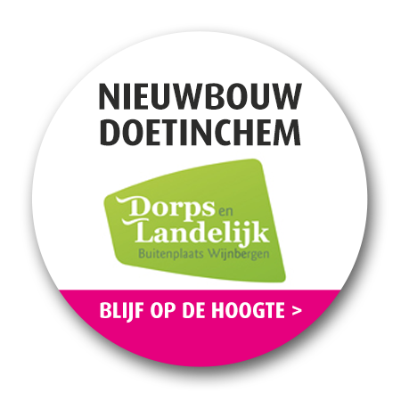 Nieuwbouwwoningen Wijnbergen, schrijf je alvast in!